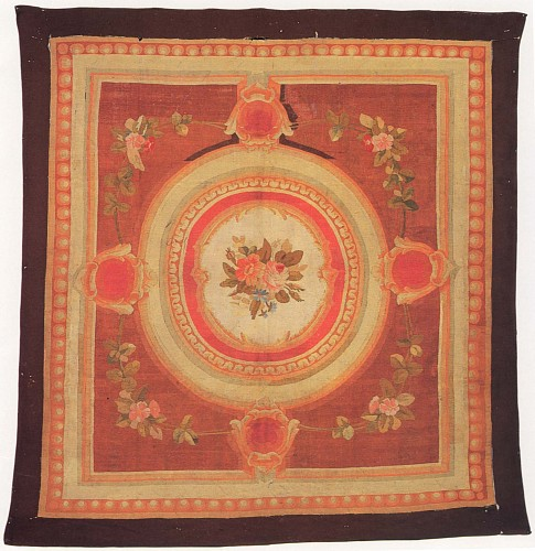 Exhibition: Spring Selections, Work: 19th Century FRENCH Aubusson Rug, France